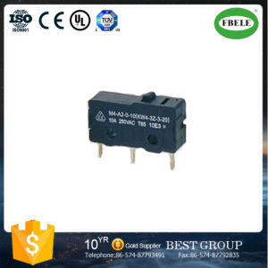 High Quality Micro Switch Mini Micro Switch (FBELE) pictures & photos