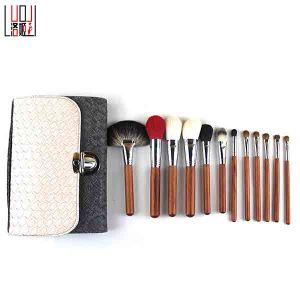 26PCS Professional Cosmetic Tool Original Wood Handle Natural Hair Makeup Brush pictures & photos