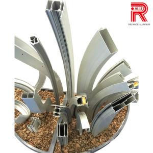 Aluminium/Aluminum Profile for Bended CNC Machining Profile pictures & photos