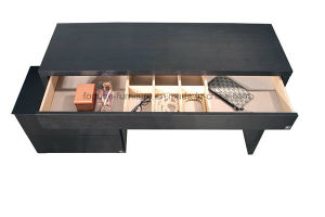 Modern Wooden Dresser with Night Stand (I&D-10603) pictures & photos