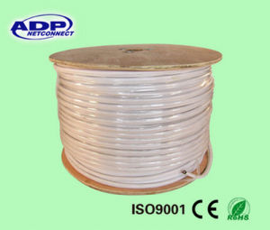 UL Fluke Pass Cat5e Cable Copper 1000FT pictures & photos
