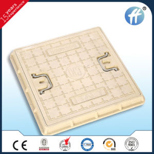 OEM Medium Duty Ductile Iron Composite Manhole Cover