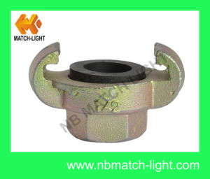 European Style Air Hose Coupling with Female Bsp Threaded pictures & photos