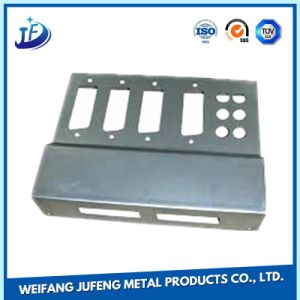 OEM Stainless Steel/Aluminum Metal Stamping Parts Working Fabrication for Panel Harware pictures & photos