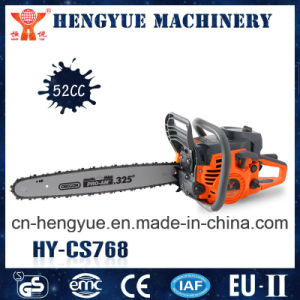 Powered High Quality Gasoline Chain Saw pictures & photos