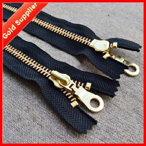 Free Sample Available Ningbo Golden Metal Zipper pictures & photos