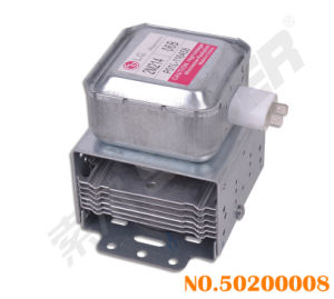 Suoer Good Quality 900W Microwave Oven Magnetron with CE&RoHS (50200008-6 Sheet 6 Hole-900W(Small)) pictures & photos