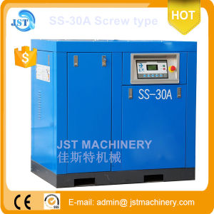 Direct Driven Screw Air Compressor for Industrial pictures & photos