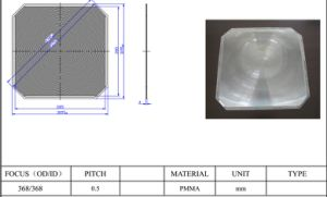 LED Signal Light Fresnel Lens pictures & photos