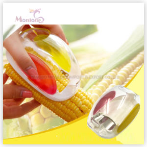 12*7*5.9cm Kitchen Tools Stainless Steel Corn Kernels Remover, Corn Kerneler pictures & photos