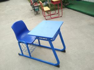 High Quality School Furniture Combotable and Chair Classroom Furniture (SF-97S) pictures & photos