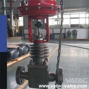 Globe Type Pressure Control Valve pictures & photos