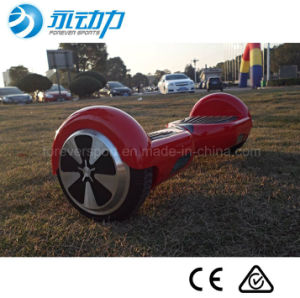 Manufacturer Supply 2015 Hottest Two Wheel Smart Electric Self Balance Scooter