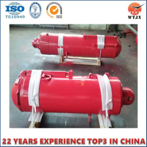 Double Acting Cylinder with Multi Stage Certificated by Ts/16949 pictures & photos