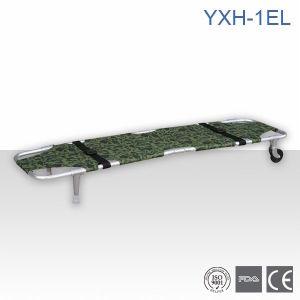 Aluminum Alloy Folding Stretcher Yxh-1EL pictures & photos