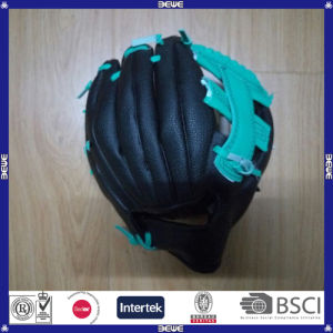 Bulk Promotional PVC Leather Baseball Glove pictures & photos