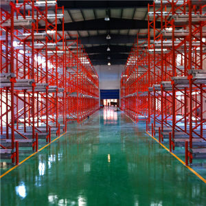 Automatic Warehouse Storage Shuttle Racking System pictures & photos