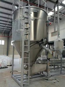 Hopper Dryer for Sdg800kg