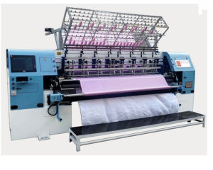 High Speed Computerized 94 Inches Comforter Quilts Duvets Quilting Machine pictures & photos