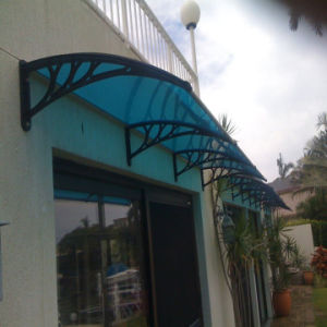 China Manufacturer Made in China Polycarbonate Window Door Awning pictures & photos