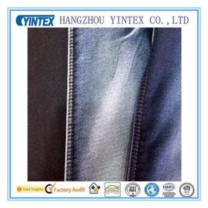 """59"""" Blue 99.3%Cotton+0.7%Spandex Denim Fabric for Dress pictures & photos"""
