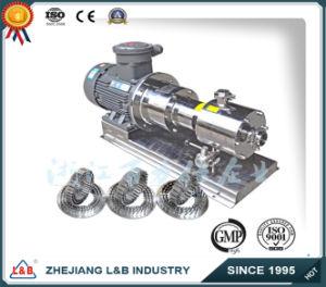 High-Pressure Homogenizer Emulsion Pump pictures & photos