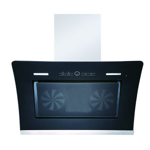 Twin Motor Exhaust Hood/Cooker Hood for Kitchen Appliance/Range Hood (TWIN8#A2) pictures & photos