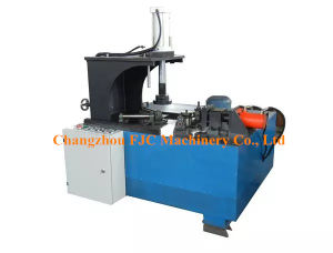 Hydraulic Automic Necking Machine for Air Compressor with Steel Tank pictures & photos