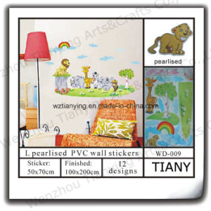 Pearlised Pet Wall Stickers for Kid Wd009