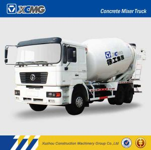 XCMG 12m3 Concrete Mixer Truck (more models for sale) pictures & photos