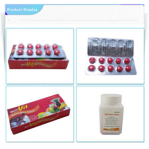 High Quality Multivitamin Tablet, GMP Medicine pictures & photos