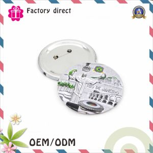 Professional Factory Supply High Quality Pin Button Badge pictures & photos