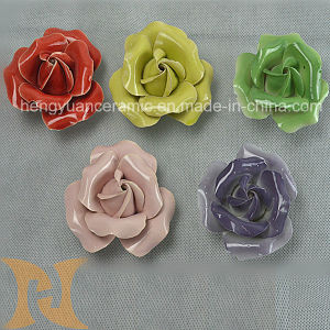 Beautiful Ceramic Rose Flower, Home Decoration. pictures & photos