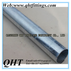 Q235 Grade Hot Dipped Galvanized Gi Steel Pipe pictures & photos