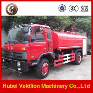 Dongfeng Water Tanker Fire Truck with Sprinkler, Water Pump pictures & photos