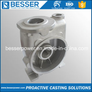301/302/303/304/310/316 Stainless Steel Lost Wax Investment Precision Pump Casting