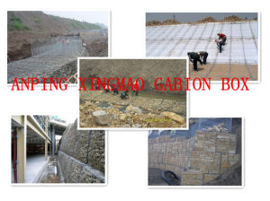Stone Box/Gabion Box pictures & photos