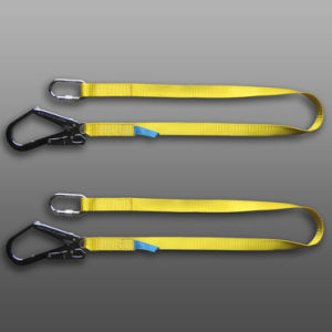 Tool Safety Lanyards, Safety Belt Lanyard with Energy Absorber pictures & photos