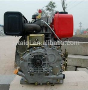 178f Single Cylinder Air Cooled Diesel Engine pictures & photos