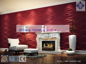 Embossed Effect Decorative 3D Wall Panel (NO211RPMS18) pictures & photos