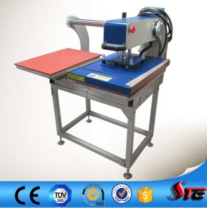 Automatic Pneumatic Sublimation T Shirt Printing Machine for Sale pictures & photos