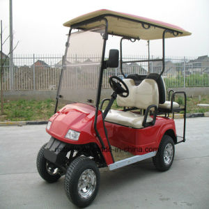 Ce 4 Seater Electric Club Car Rse-2048f pictures & photos
