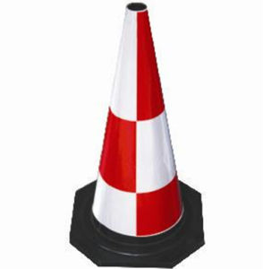 Rubber Road Impact-Proof Retractable Traffic Cone pictures & photos