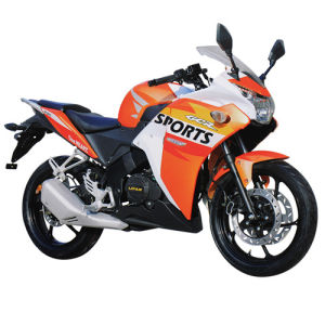 High Speed Cruise 300cc Gas off Road Motorcycles for Sale pictures & photos