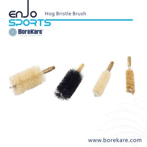 Hunting Gun Cleaning Hog Bristle Bore Brush for Pistol pictures & photos