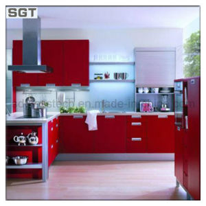 Lacquered Tempered/Toughened Glass for Kitchen pictures & photos