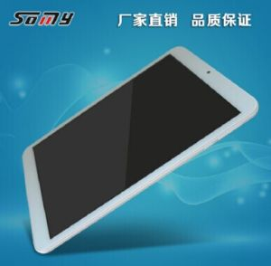 8 Inch High Cost Performance Mtk8127 Quad Core GPS Tablet PC