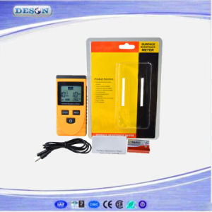 portable Digital Surface Resistance Meter pictures & photos