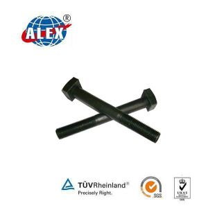 Heavy Track Bolt for Railroad System