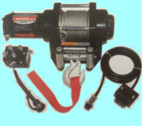 ATV Electric Winch Approved CE 12VDC Resist 3000lbs pictures & photos